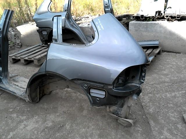 Крыло заднее левое Porsche Cayenne 2003-2010