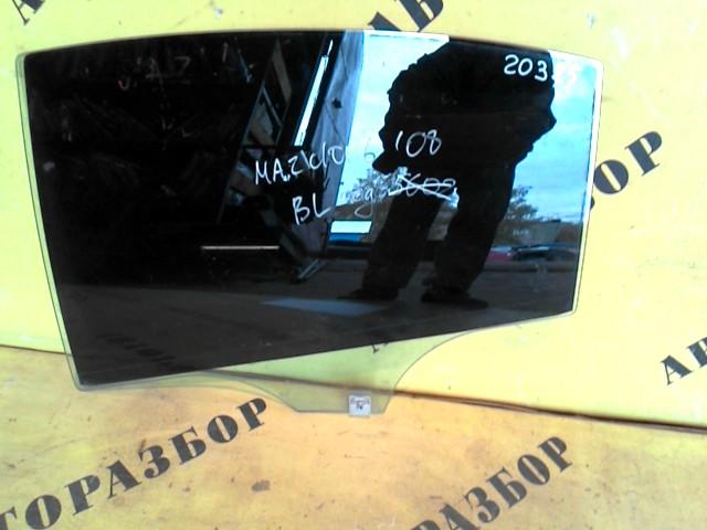 Стекло двери задней левой Mazda Mazda 6 (Gh) 2007-2012