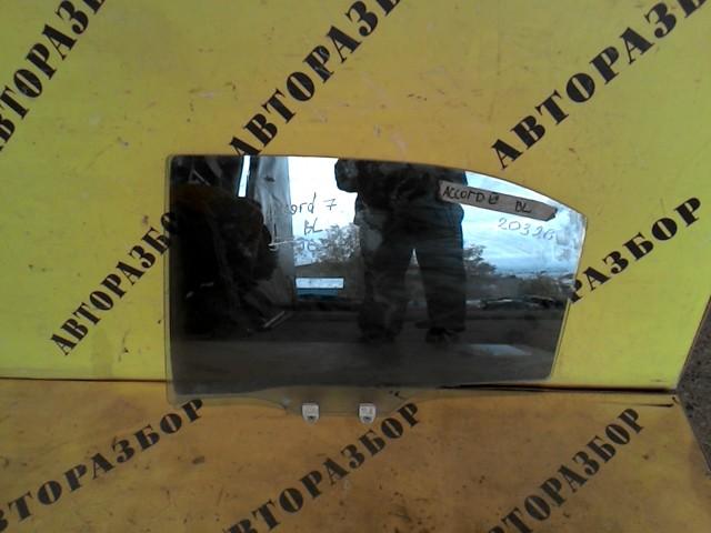 Стекло двери задней левой Honda Accord 7 2003-2007