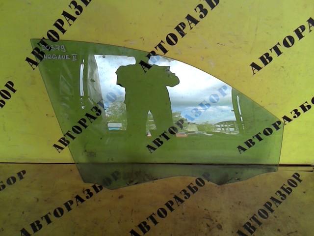Стекло двери передней правой Renault Megane 2 2003-2009