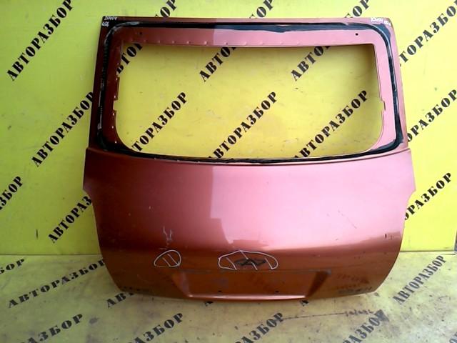 Крышка (дверь) багажника Chery Qq6 (S21) 2008-2010