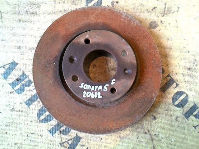 Диск тормозной передний Hyundai Sonata 5 Tagaz 2001-2012