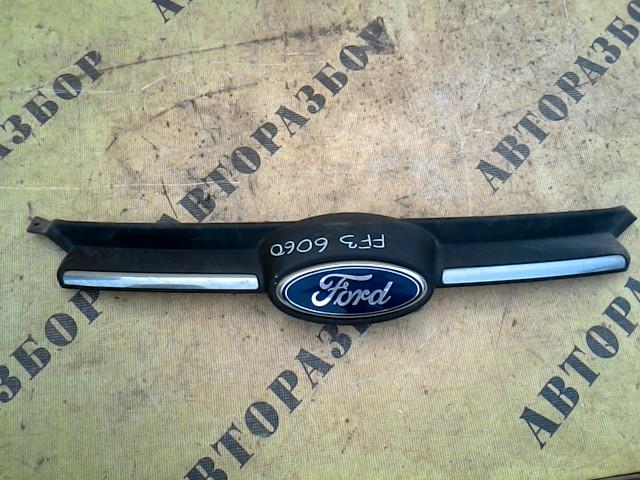 Решетка радиатора Ford Focus 3 2011-2019