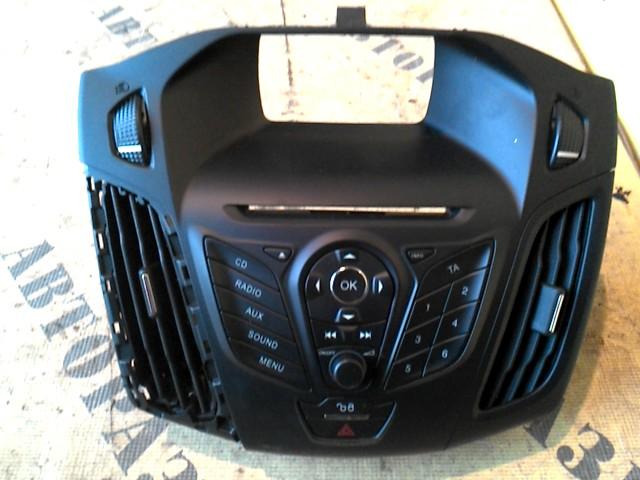Магнитола Ford Focus 3 2011-2019
