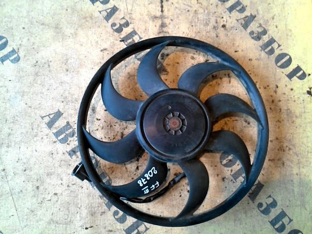 Вентилятор радиатора Ford Focus 3 2011-2019