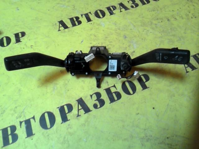 Переключатель поворотов подрулевой Skoda Octavia (A5) 2004-2013