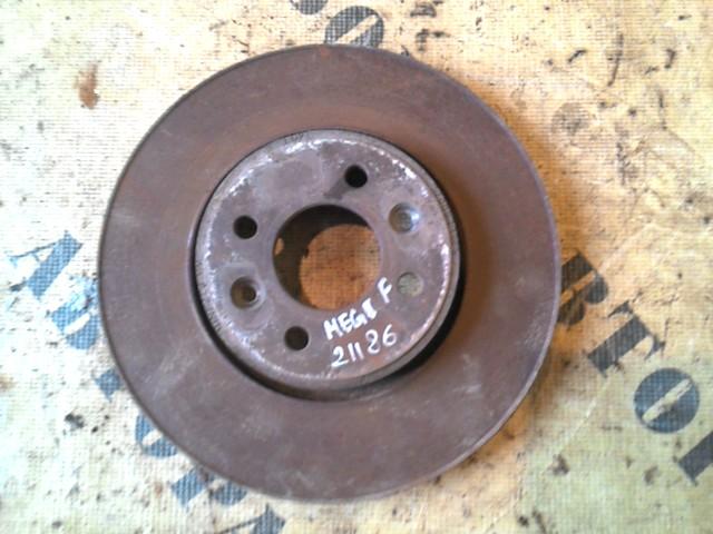 Диск тормозной передний Renault Megane 2 2003-2009