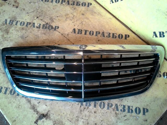 Решетка радиатора Mercedes Benz W222 S-Class 2013-H.b.