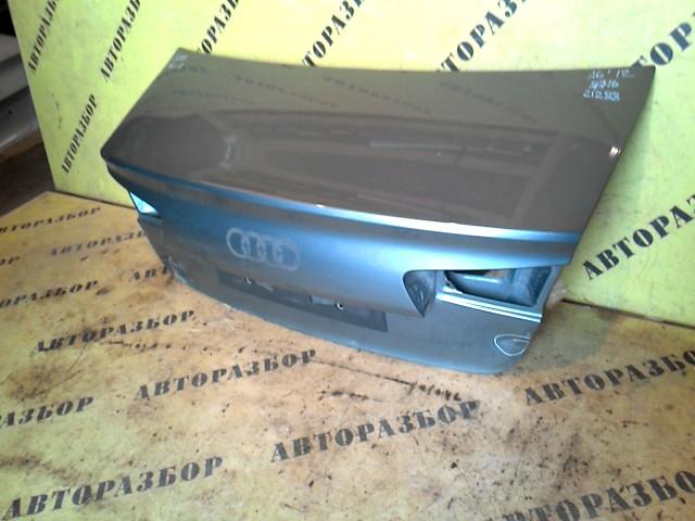Крышка багажника Audi A6 (C7) 2011-H.b.