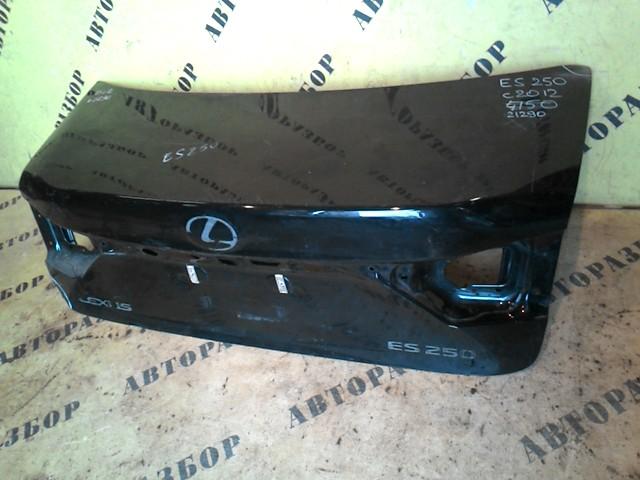 Крышка багажника Lexus Es250 2012-H.b.