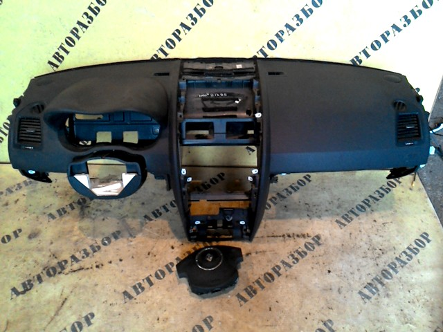 Подушки безопасности комплект Renault Megane 2 2003-2009
