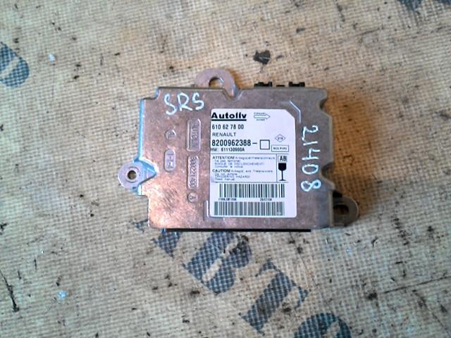 Блок управления air bag Renault Megane 2 2003-2009