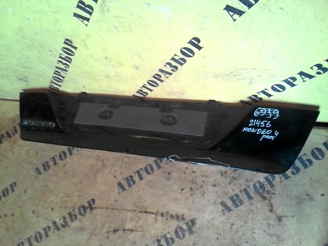 Накладка крышки багажника Ford Mondeo 4 2007-2015