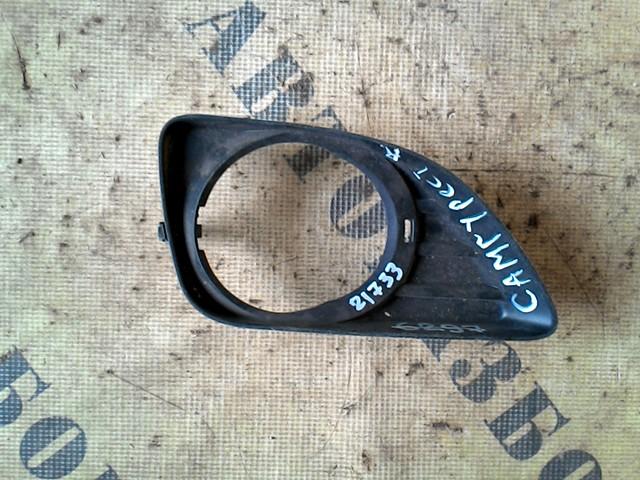 Накладка под птф правая Toyota Camry 40 2006-2011
