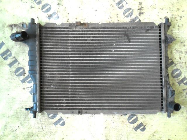 Радиатор охлаждения Daewoo Matiz 1998-2015