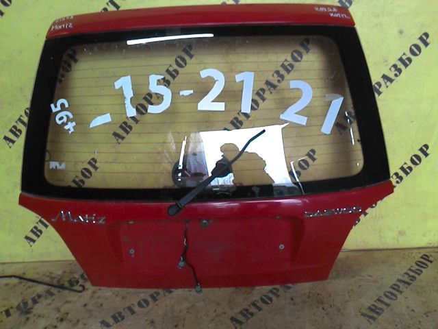 Крышка багажника Daewoo Matiz 1998-2015