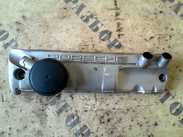 Крышка головки блока (клапанная) Porsche Cayenne 2003-2010