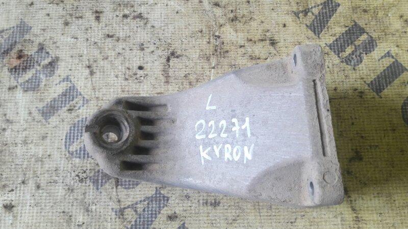 Кронштейн двигателя левый Ssang Yong Kyron 2005-2015