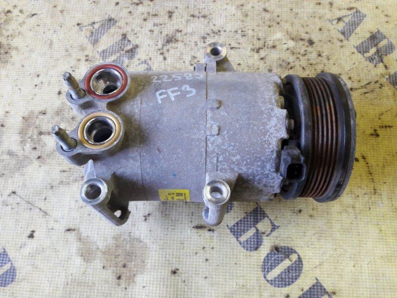 Компрессор кондиционера Ford Focus 3 2011-2019