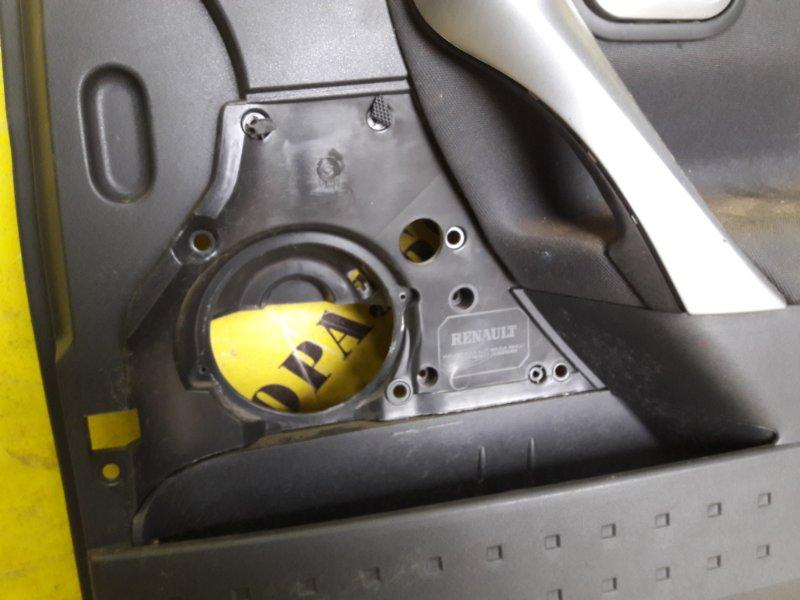 Обшивка двери передней правой Renault Megane 2 2003-2009