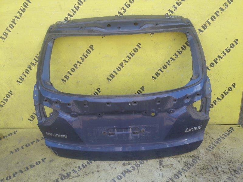 Крышка багажника Hyundai Ix35 2010-2015