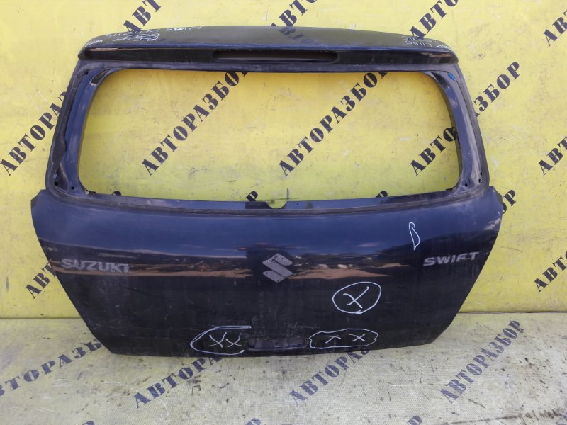 Крышка багажника Suzuki Swift 2004-2010