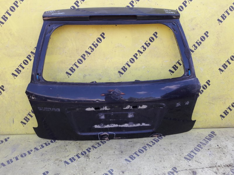 Крышка багажника Suzuki Sx4 2006-2013