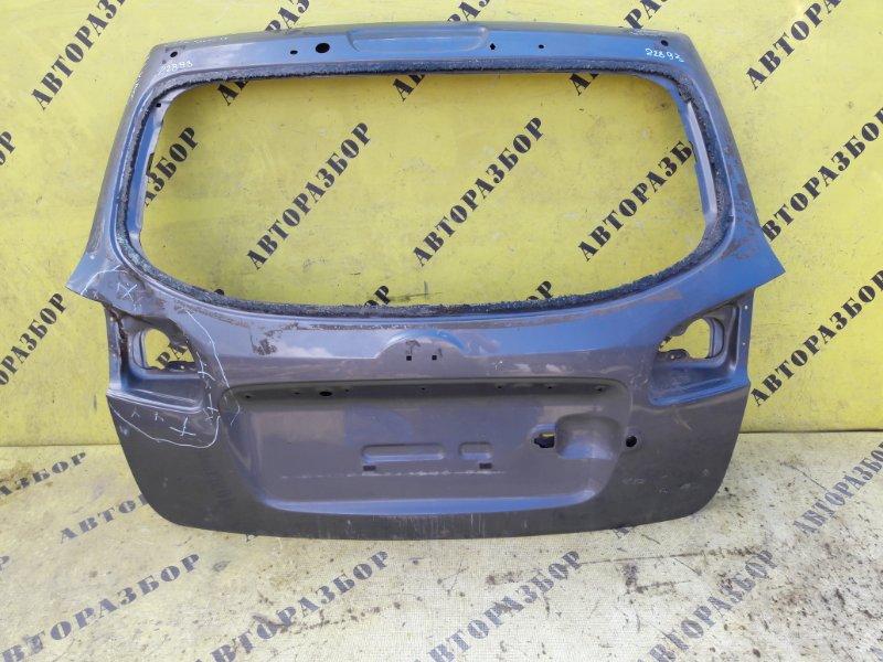 Крышка багажника Hyundai Santa Fe 2006-2012
