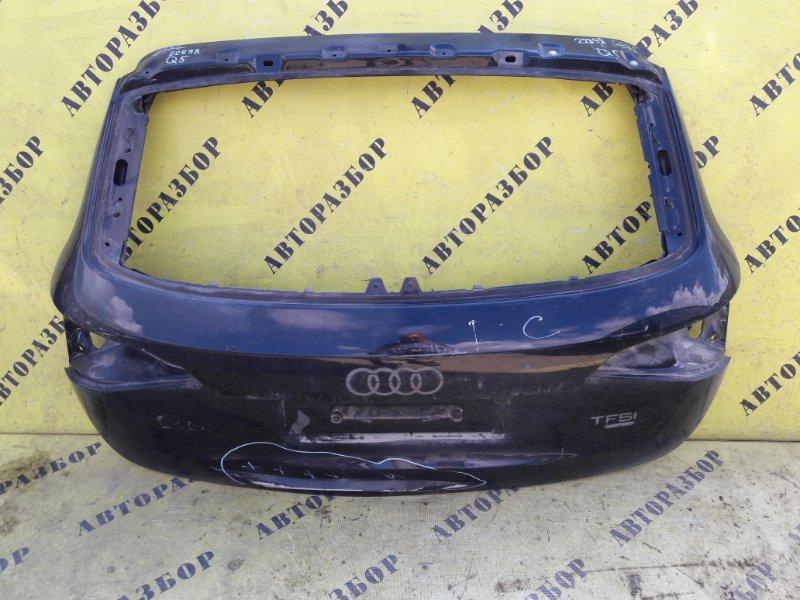 Крышка (дверь) багажника Audi Q5 2008-2017