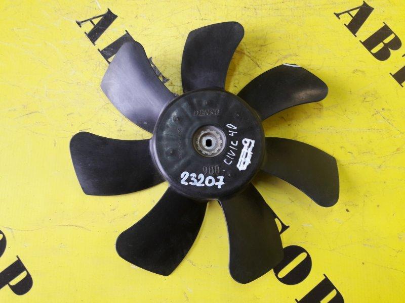 Вентилятор радиатора Honda Civic 4D 2006-2012