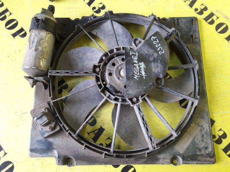 Диффузор вентилятора Renault Megane 1 1996-2002
