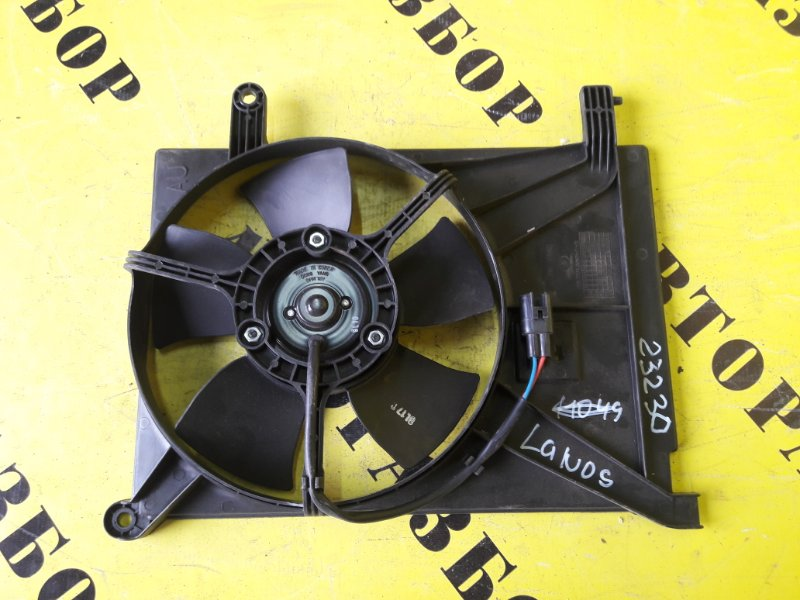 Диффузор вентилятора Chevrolet Lanos 2004-2010