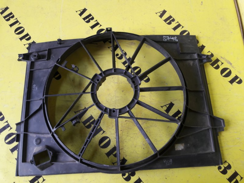 Диффузор вентилятора Hyundai Tucson 2004-2010