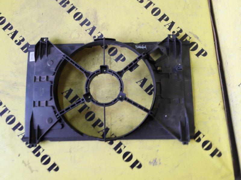 Диффузор вентилятора Kia Rio 2 2005-2011