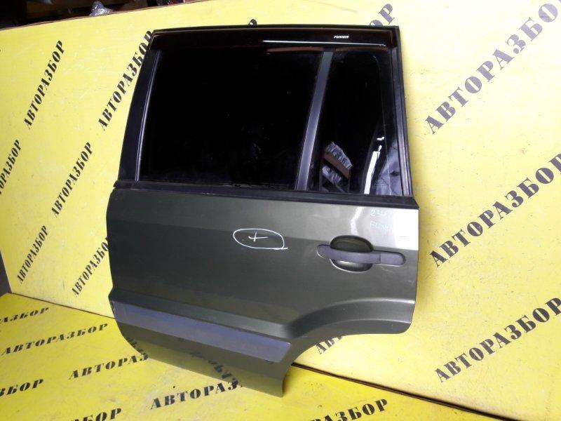 Дверь задняя левая Ford Fusion 2002-2012