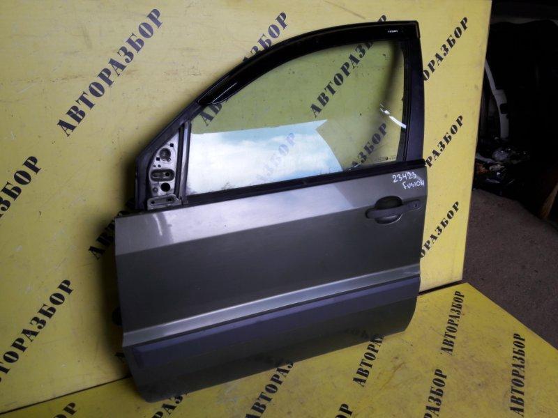 Дверь передняя левая Ford Fusion 2002-2012
