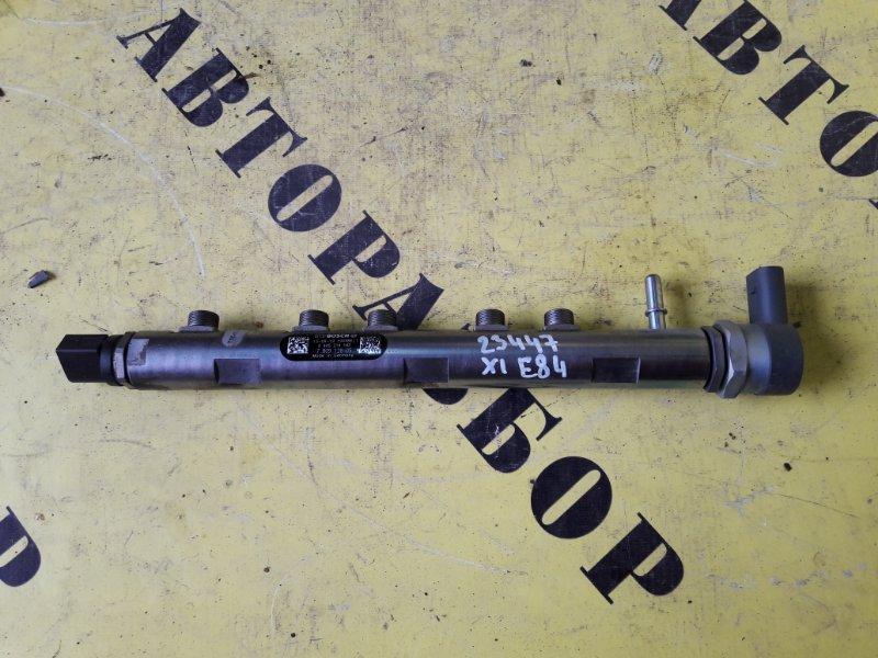 Рейка топливная (рампа) Bmw X1 E84 2009-2014