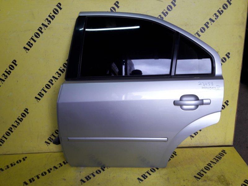 Дверь задняя левая Ford Mondeo 3 2000-2007