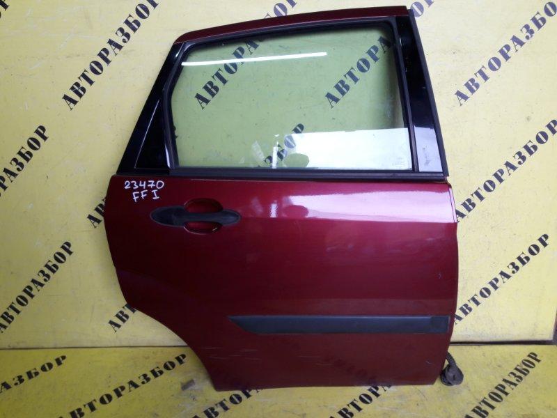 Дверь задняя правая Ford Focus 1 1998-2004