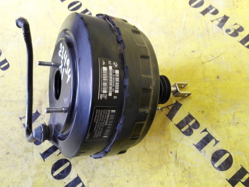 Усилитель тормозов вакуумный Bmw X1 E84 2009-2014