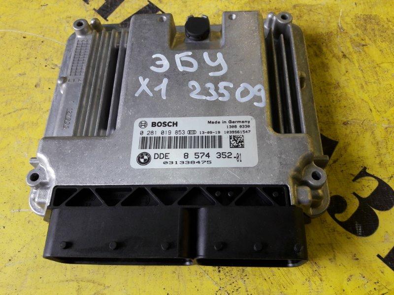 Блок управления двигателем Bmw X1 E84 2009-2014