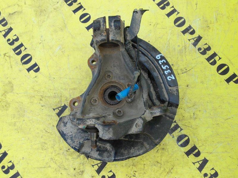 Кулак поворотный передний левый Bmw X1 E84 2009-2014