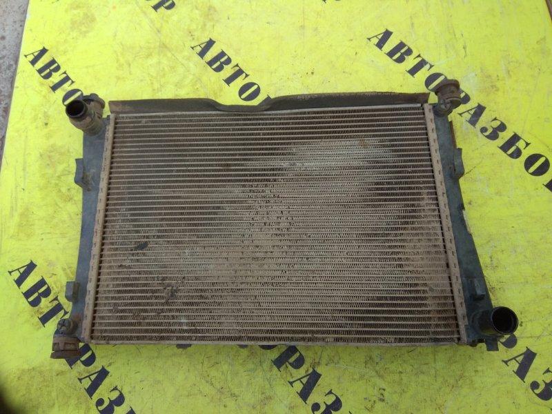 Радиатор основной Ford Fusion 2002-2012