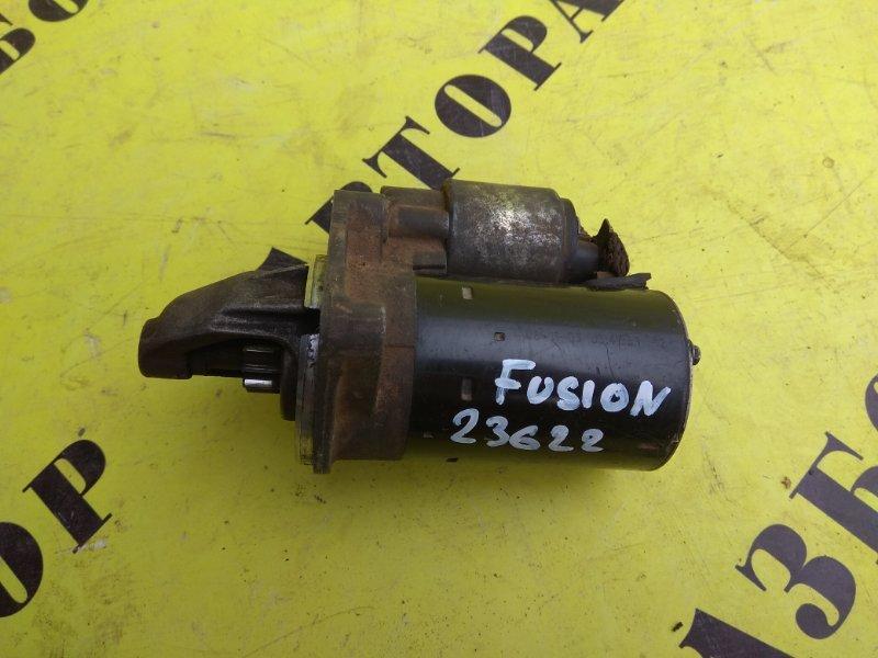 Стартер Ford Fusion 2002-2012