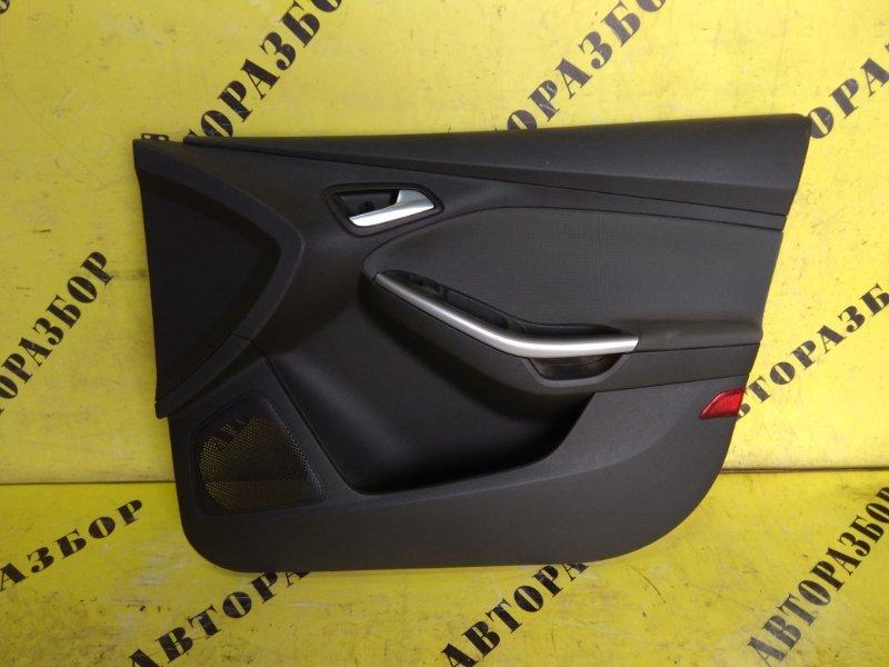Обшивка двери передней правой Ford Focus 3 2011-2019
