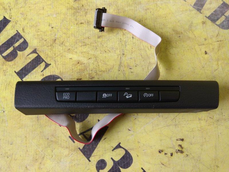 Блок кнопок Bmw X1 E84 2009-2014