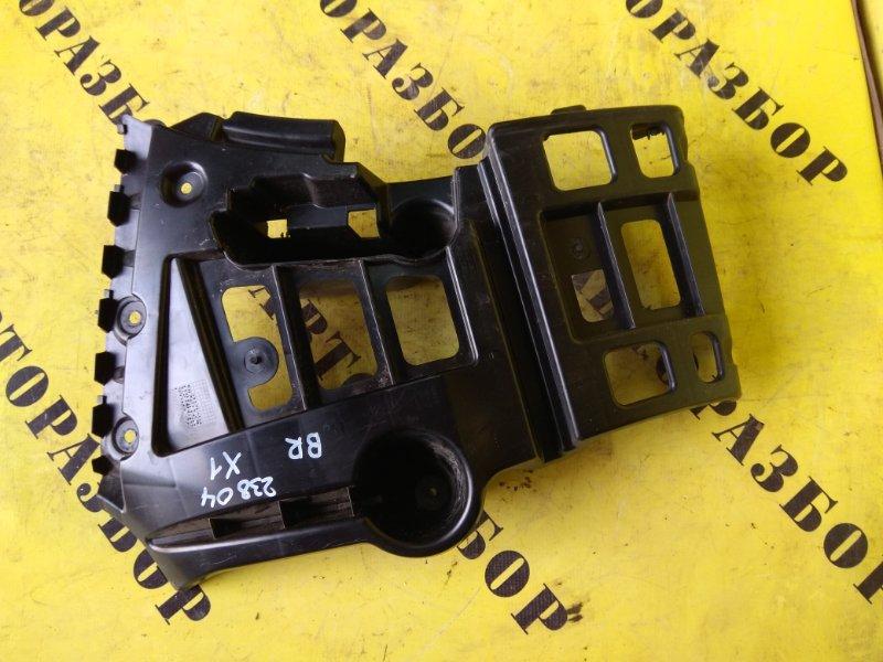 Кронштейн заднего бампера правый Bmw X1 E84 2009-2014