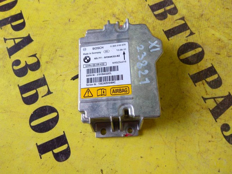 Блок управления air bag Bmw X1 E84 2009-2014