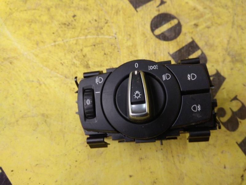 Блок управления светом Bmw X1 E84 2009-2014