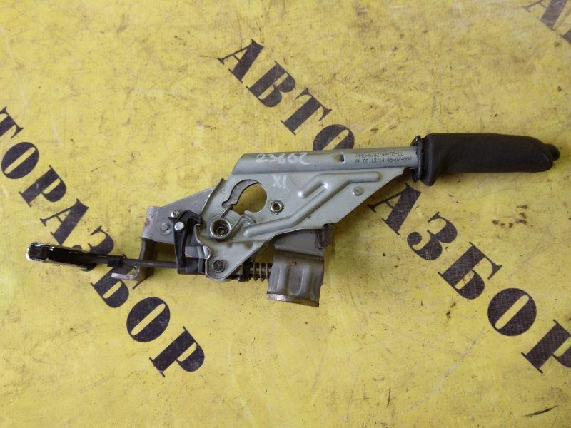 Рычаг стояночного тормоза (ручник) Bmw X1 E84 2009-2014